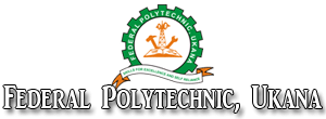 Federal Polytechnic Ukana Post UTME DE form