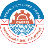 Federal Poly Nekede ND & HND Admission Form Evening / Part-Time 2019/2020 | See Requirements