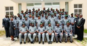 Nigeria customs shortlisted names