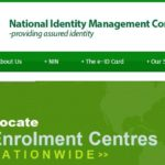 NIMC Recruitment 2021/2022 Application Form Portal | www.nimc.gov.ng
