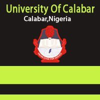 UNICAL Admission List PDF