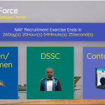 nafrecruitment.airforce.mil.ng Application Portal Login 2020 | Nigerian Airforce 2020/2021 Recruitment Portal